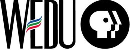 WEDU Color Flat Black logo