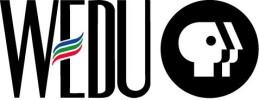 WEDU Color Flat Black logo